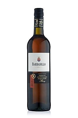 Barbadillo Amontillado Medium Dry Sherry Wine, 75 cl