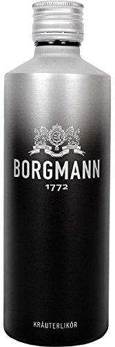 """Borgmann 1772 Kräuterlikör Edition \""""0\"""" 0,5l"""