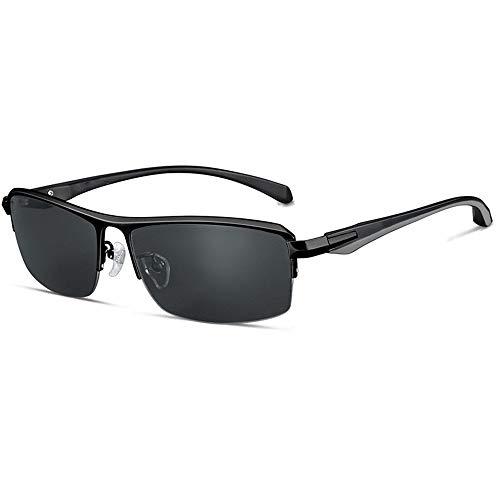 Vlook Stilvolle und tragbare Sport-Sonnenbrille aus reinem Titan, leicht und bequem, UV-Schutz, zum Radfahren, Angeln, Fahren, Golfen