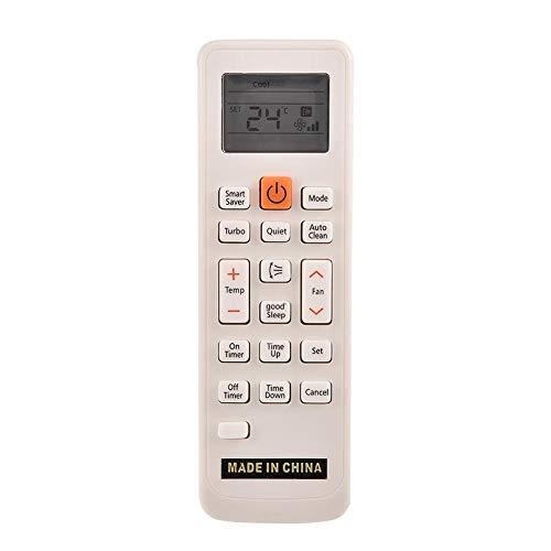 Hakeeta Control Remoto de Aire Acondicionado para Samsung, Control Remoto para Samsung DB93-11489L DB63-02827A DB93-11115U DB93-11115K KT3X00 Aire Acondicionado