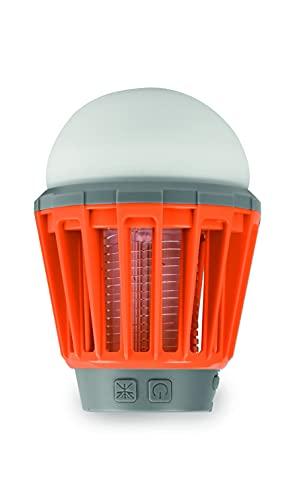 Mosquito Light - Farol antimosquitos USB para Exteriores con variación de luz, hasta 180 LM, Impermeable, lámpara antimosquitos Recargable por USB, Cable Incluido, SCS Sentinel