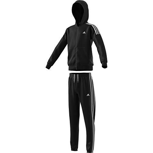 adidas Jb Katoen Ts Trainingspak voor jongens