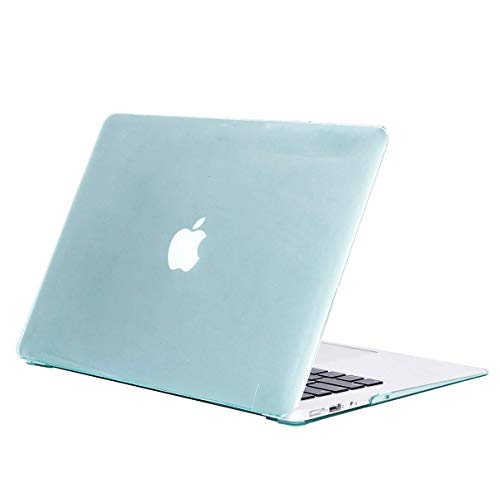 Baconlin MacBook Air 13' Case Compatible with A1466/A1369 Release Before 2017, Ultra Slim Fully Vented Plastic Hard Shell Case for MacBook Air 13.3 Inch Without Touch ID