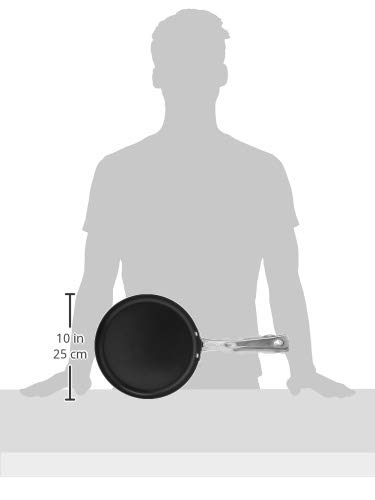 Cuisinart French Classic Tri-Ply Stainless 10-Inch Nonstick Crepe Pan