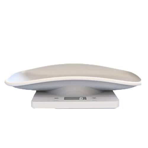 Mentin Pèse Bébé Électronique Balance Numérique pour Animaux Bijoux Plate-Forme 1G-10KG(Unité: g/ml/oz/1b)