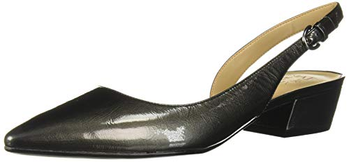 Naturalizer womens Banks Pump, Gunmetal, 5.5 US