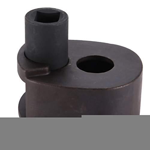 BYARSS Spurstangenkopfschlüssel, 33-42 mm innerer Spurstangenkopfentferner Werkzeug Lenkstange Zahnstange und Ritzel
