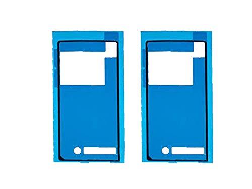 Flügel 2 * Batteria Posteriore Colla Sticker Adesivi per Sony Xperia Z2 D6502 D6503 D6543 L50W