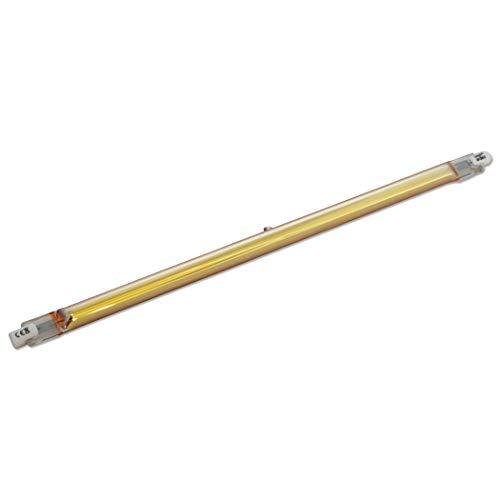 InfraredMagicSun Ersatzlampe Heizstrahler 1300 W Goldröhre LHW254-240-1300R7S/DM