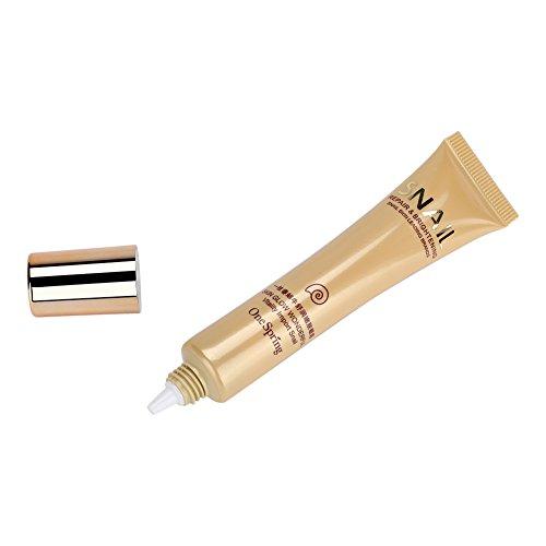 Snail Repair Augencreme Natural Schnecken Serum Schleim-Extrakt Eye Serum für feuchtigkeitsspendende Augenringe Puffiness Falten schlaffe Anti Aging Schneckenschleim Eye Cream