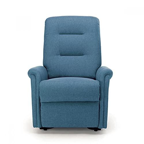 Sillón motorizado Sirio Bed&Well (azul)