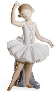 Lladro Little Ballerina II Figurine