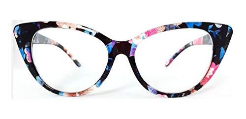 Armação Formato Gatinho Para Óculos De Grau - Várias Cores
