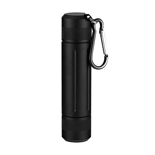 Airtight Smell Proof Container, Mini Portable...