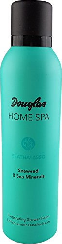 Douglas Beauty System - Home Spa - Seathalasso - Seaweed & Sea Minerals - Shower Foam - Duschschaum - 200ml