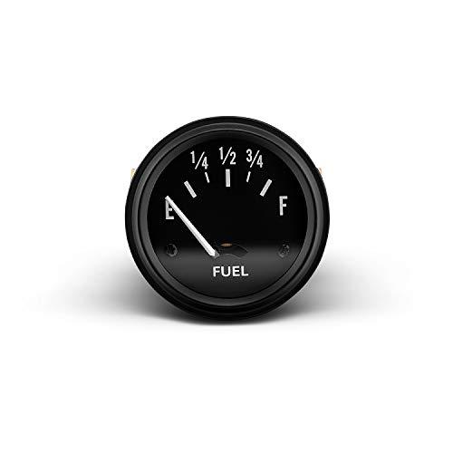 Omix-Ada 17210.07 Fuel Level Gauge, 12 Volt for 41-67 Willys MB/CJ2A/CJ3A/CJ3B/Ford GPW