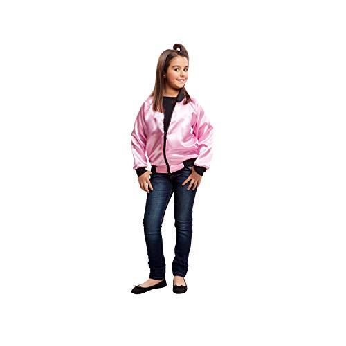 My Other Me Me-203357 Disfraz Pink Lady para niña, 10-12 años (Viving Costumes 203357)