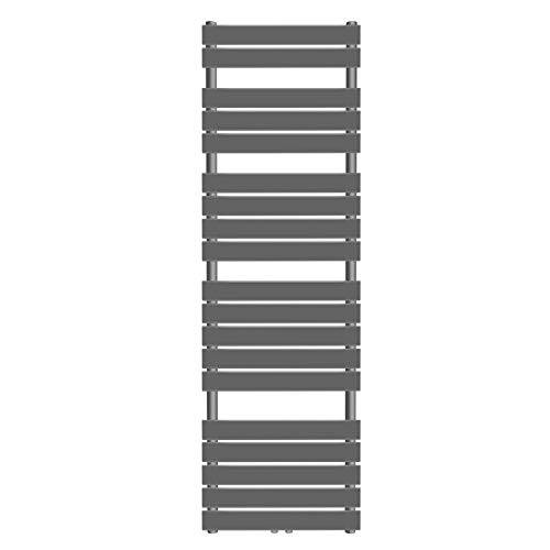 Badheizkörper - vertikal, 50 mm Anschluss, 6 bar, Mittelanschluss, Größenwahl - Handtuchwärmer, Paneelheizkörper, Badheizung