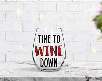 Not Branded Copas de vino sin tallo, copas de vino divertidas copas de vino