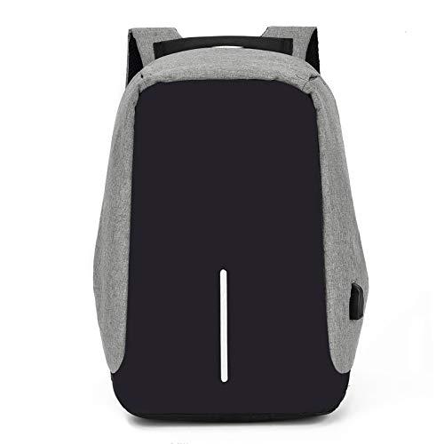 Mochila cómoda y Duradera Impermeable Mochila Antirrobo para Ordenador Portátil De 15,6 Pulgadas para Hombre, Mochila Im