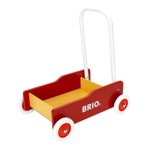 BRIO 31350 - Toddler Wobbler | The Perfect Toy for Newly Mobile Toddlers For Kids Ages 9 Months and Up