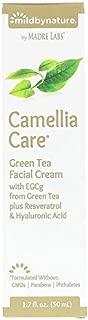 Madre Labs Camellia Care Green Tea Skin Cream 1 7 fl oz 50 ml