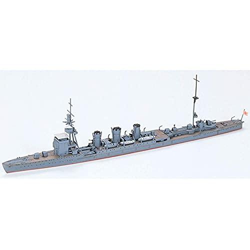 タミヤ 1/700 日本軽巡洋艦 木曽 (きそ)