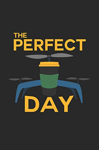 The perfect day: 6x9 FPV | grid | squared paper | notebook | notes