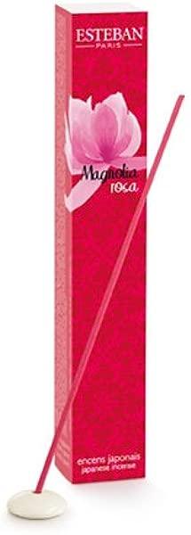 Esteban Paris Magnolia Rosa Japanese Incense Discovery Box 40 Sticks