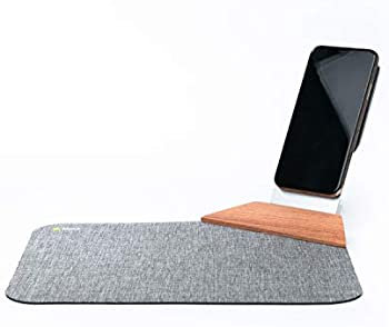 Numi Power Mat Plus Stand for Qi-Enabled Phones
