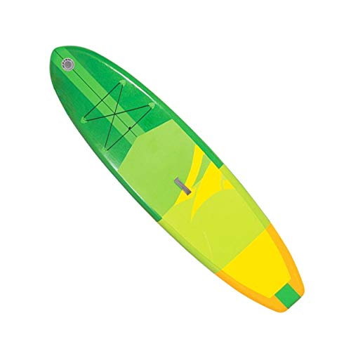 Opblaasbare Surfboard Wakeboard Permanent Peddelraad Drijfvermogen Board