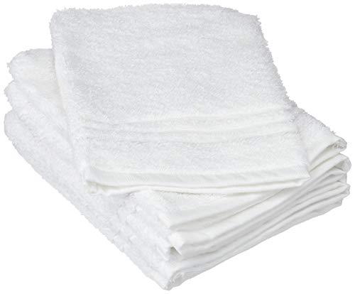 2 asciugamani 50 x 100 cm 2 teli per la doccia 70 x 140 cm Cotone Rosa De Witte Lietaer 201390 Set di 2 guanti