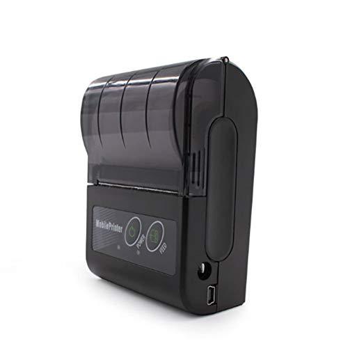 TXYJ thermo-kwitantieprinter, draagbaar, mobiele mini-printer, 58 mm, bluetooth-printer voor iOS en Android-systemen