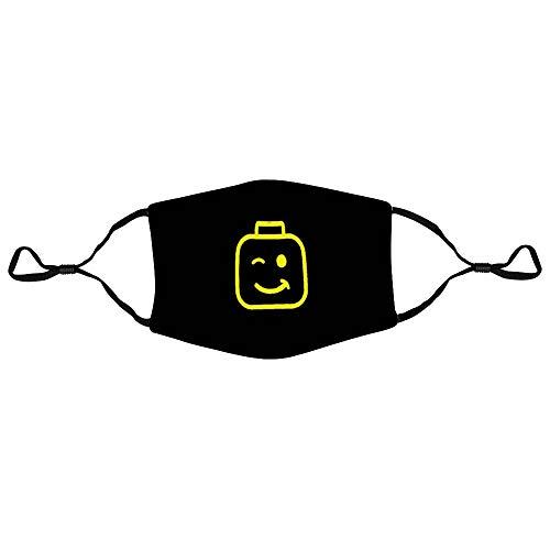 Kids Lego Bufanda Bandana Cubierta de la cara Diadema al aire libre Bandana suave Durable Alta elasticidad Protección contra rayos UV A prueba de polvo