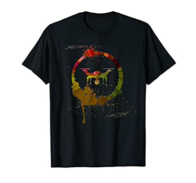 Drone Storm Multicolor RC Drone T-Shirt