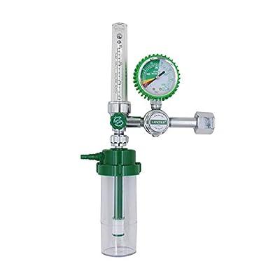 Flow Meter Absorber Flowmeter Pressure Regulator Flow Meter Pressure Reducing Valve Regulator CGA540 0-10L/min from Ottapic