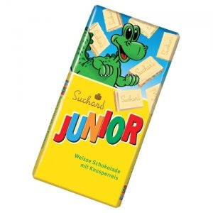 Suchard - Junior - 5 x 75 g