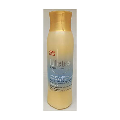 Wella Lifetex nutri care Nutrient shampooing with pro vitamins B5 250ml