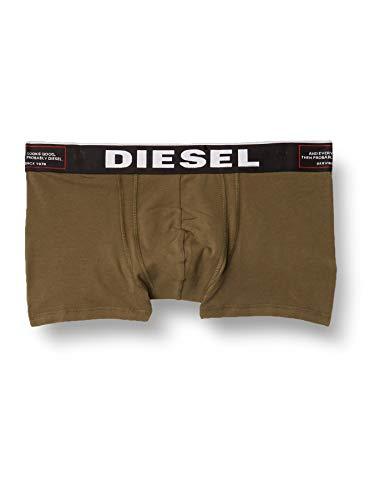 Diesel Herren UMBX-Damien-tech Boxer-Shorts Slip, Olive Night, Large
