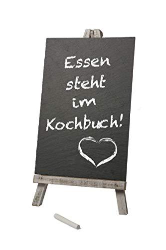 XXL Schiefer Memo-Tafel