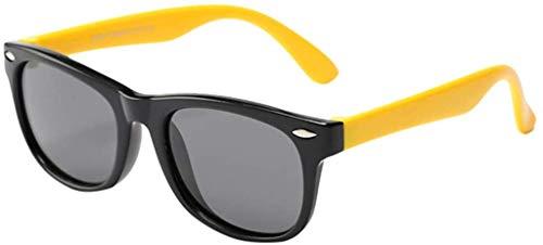 SFHTFTRGJRYJ Gafas De Sol De Las Gafas Vida de Moda De Sol Nacido Bebé Niño Niños Niñas Tpee Uv Elástico Elástico Polarizadas (Color : H, Size : Size)