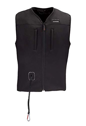 Bering Gilet Airbag C-PROTECT AIR, Noir, Taille S/M/L ABC010M01