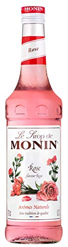 Le Sirop de Monin ROSE 0,7 l