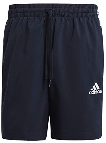 adidas GL0023 M 3S Chelsea Pantaloncini Uomo Legend Ink/White L