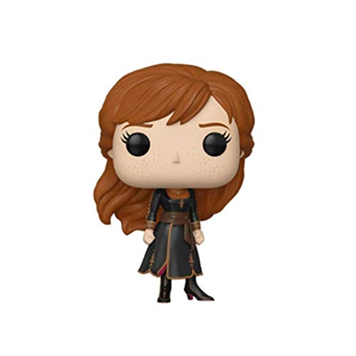 Funko Pop Movies : Frozen 2 - Anna#598 3.75inch Vinyl Gift for Anime Fans SuperCollection
