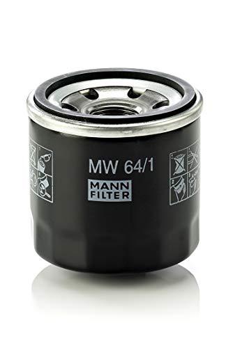 Original MANN-FILTER MW 64/1 - Motorrad-Ölwechselfilter - für Motorräder