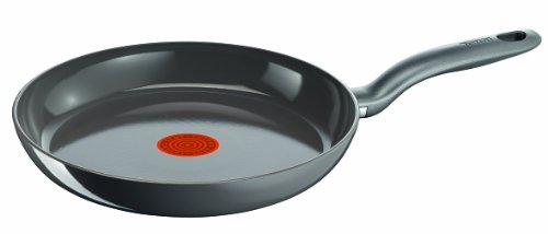Tefal C93302 Ceramic Control Induction Pfannen, 20 cm,grau