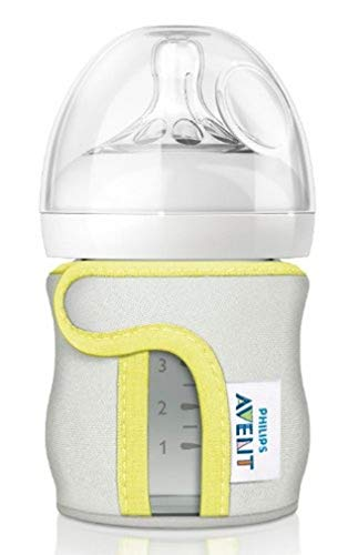 Philips Avent Glass Bottle Jacket for Bottles – for Protection and Insulation
