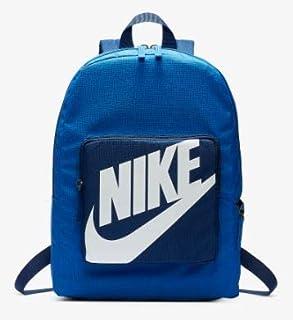 Nike Unisex-Adult Nike Classic Sırt Cantaları Mavi (Mavi)