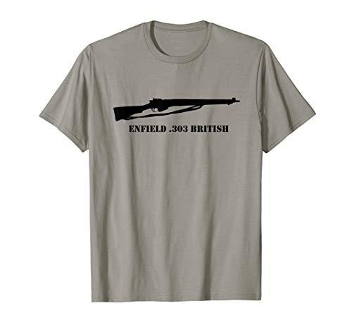 Enfield Shirt British SMLE WW2 WWII 303 Brit